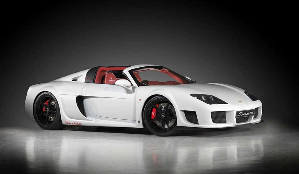 Photo of Noble M600 Speedster με 650 στα 320