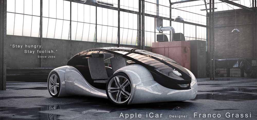 Photo of Στους δρόμους το iCar της Apple;