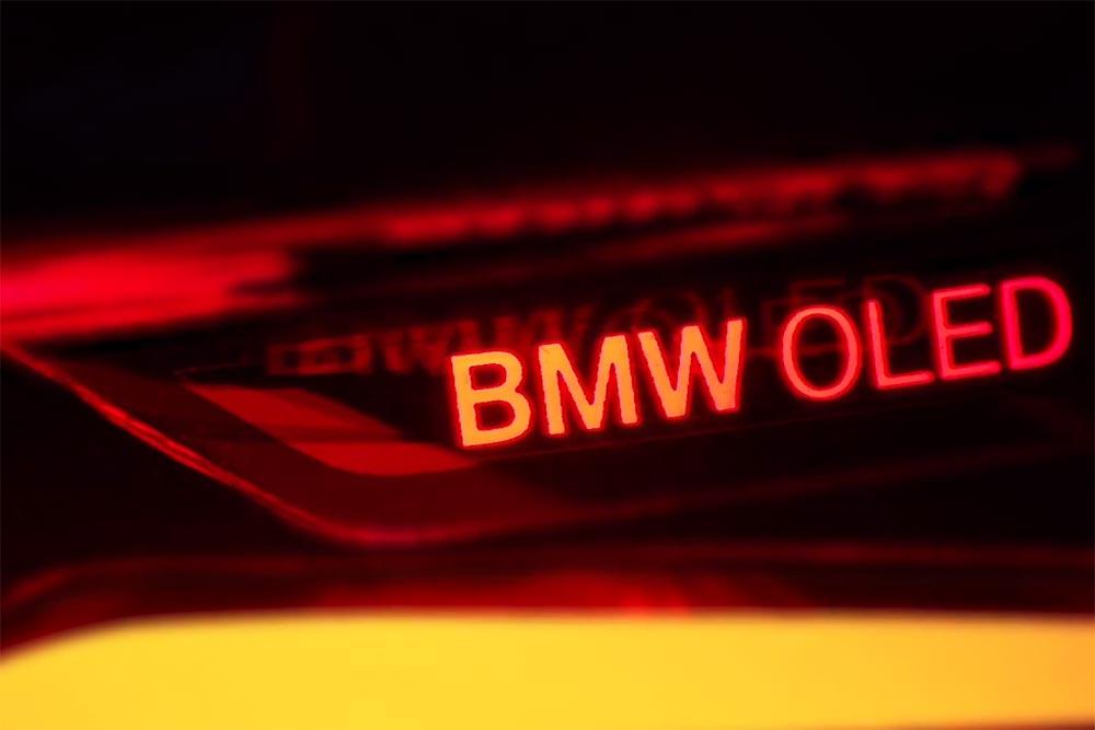 Photo of Φωτιστικά σώματα OLED από τη BMW [vid]