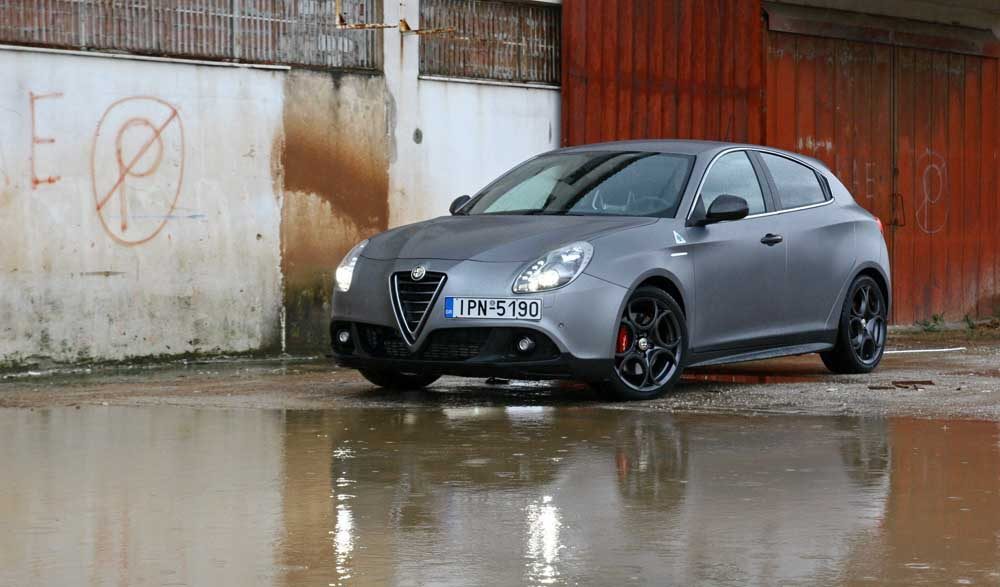 Photo of Alfa Romeo Giulietta 1.7 TBi QV TCT [test drive]