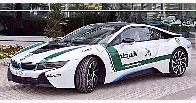 Photo of Και σούπερ υβριδικό για την αστυνομία του Ντουμπάϊ [vid]