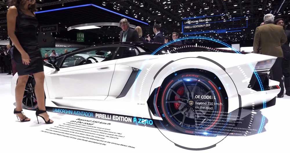 Photo of Η Pirelli στο φετινό σαλόνι της Γενεύης [vid]