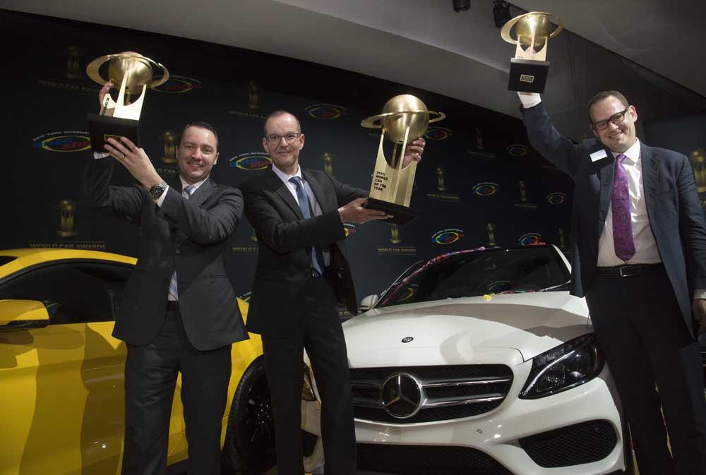 Η C-Class ανακηρύχτηκε World Car of the Year!