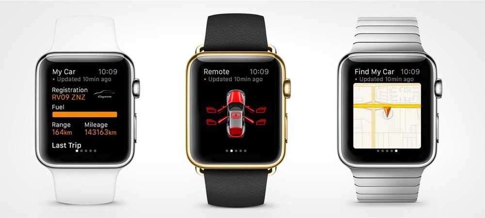 Photo of Ελέγξτε την Porsche σας από το Apple Watch