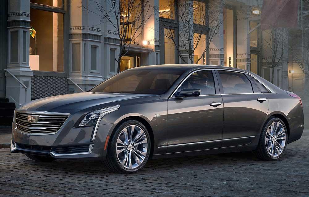 Photo of Ντεμπούτο για τη νέα Cadillac CT6