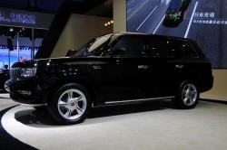 Η Hongqi φτιάχνει και SUV με στιλ Jeep