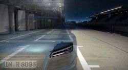 Laserlight in Audi R8 LMX