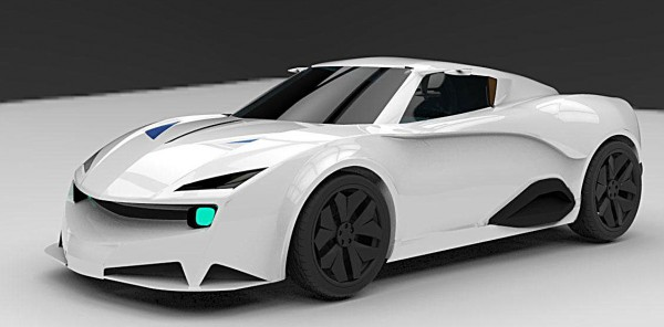 M-Zero, το πρώτο supercar από την Ινδία!