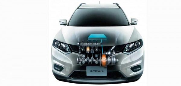 Nissan X-Trail Hybrid Japan (2)
