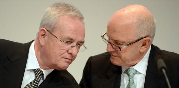 H VW ανανέωσε το συμβόλαιο του Winterkorn