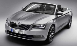 Skoda Superb Convertible (2)