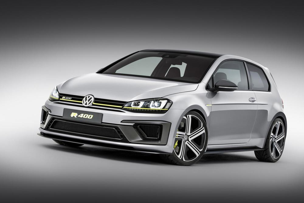 Photo of To VW Golf R400 στην παραγωγή