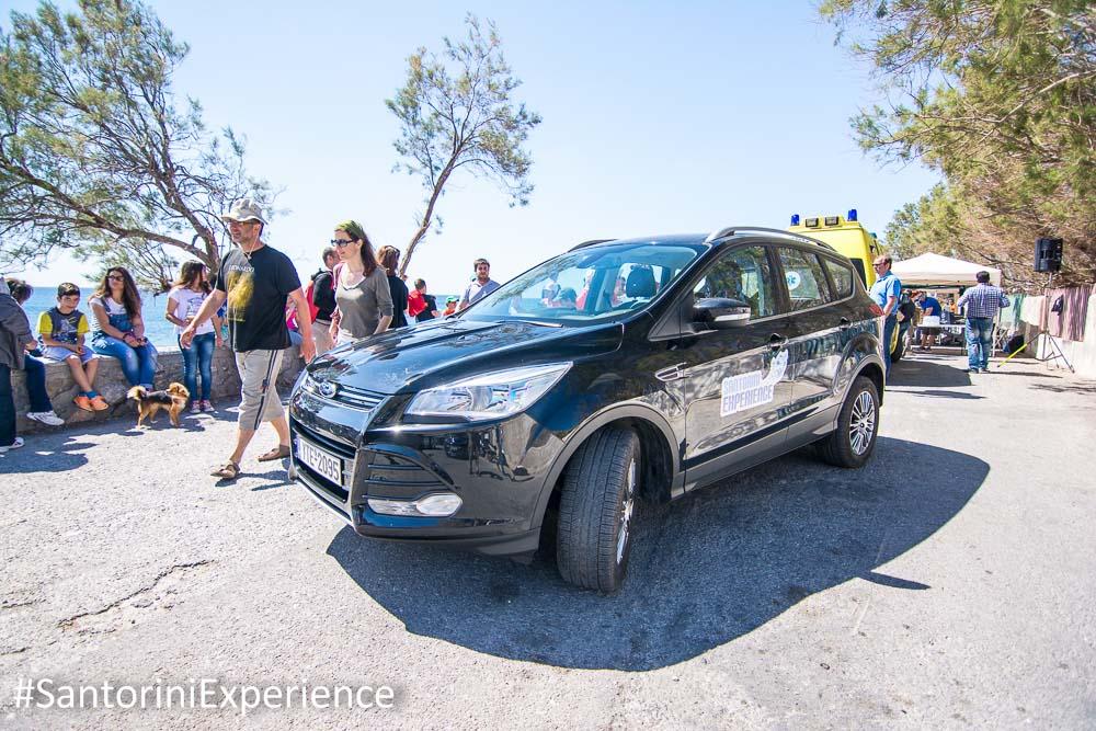 Photo of Μαγικές στιγμές χάρισε το 1ο «Santorini Experience» με αυτοκίνητα Ford