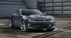 Σε πρώτο πλάνο η νέα Chevrolet Camaro!
