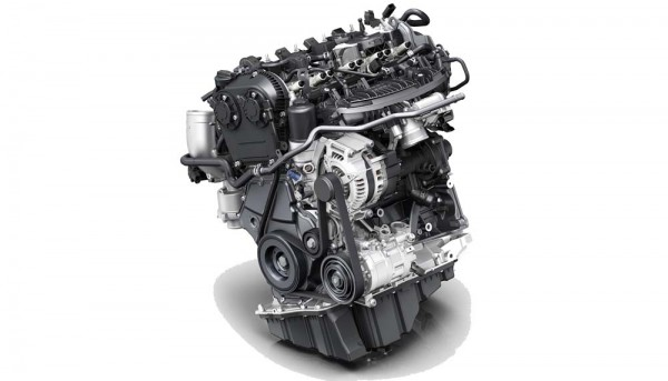 Audi  TFSI engine for 2016 A4