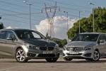 BMW 218d Active Tourer vs Mercedes-Benz B180 CDI [test drive]