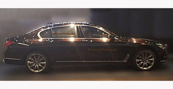 BMW 7 NEW LONG