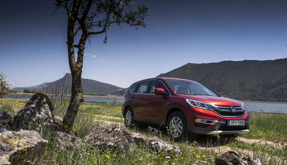 Photo of Honda CR-V 1.6 i-DTEC 4×4 [test drive]