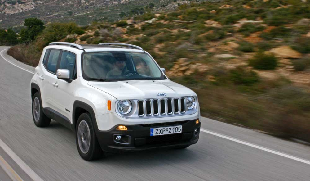 Photo of Jeep Renegade 1.4T 4Χ2 [test drive]