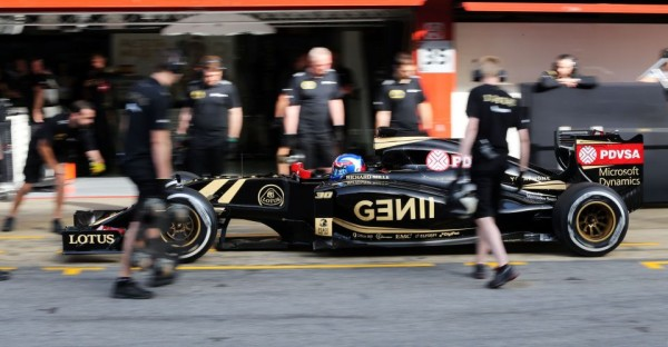 Motor Racing - Formula One Testing -  Barcelona Test - Day Two - Barcelona, Spain