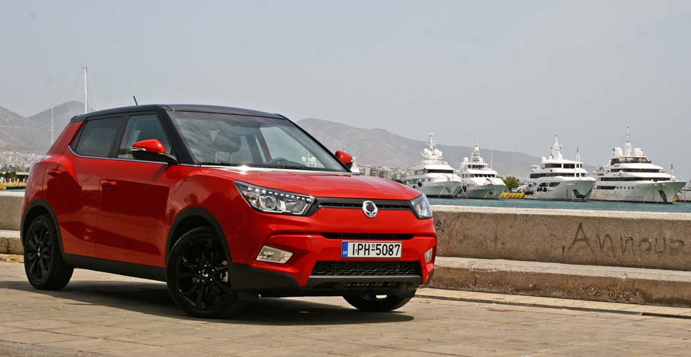 Photo of SsangYong Tivoli 1.6 Auto [test drive]