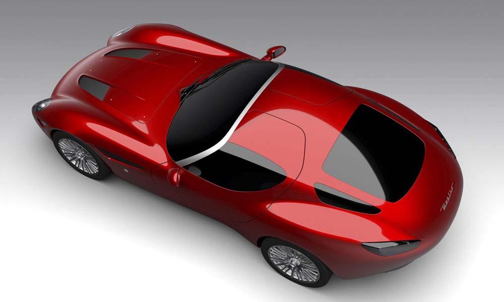 Photo of Zagato Maserati Mostro για 5 τυχερούς!