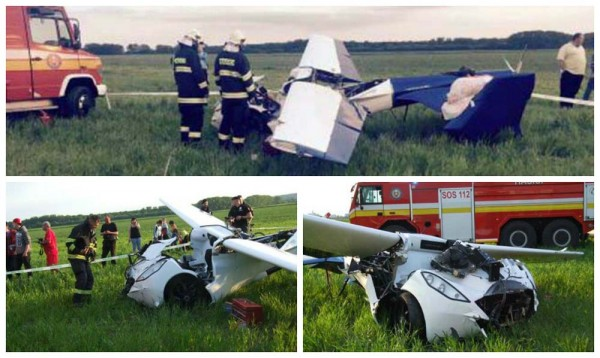 aeromobil crash