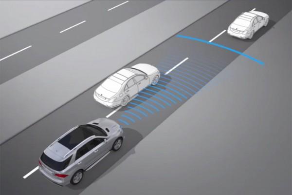 Τα συστήματα ασφαλείας της Mercedes-Benz GLE [vid]