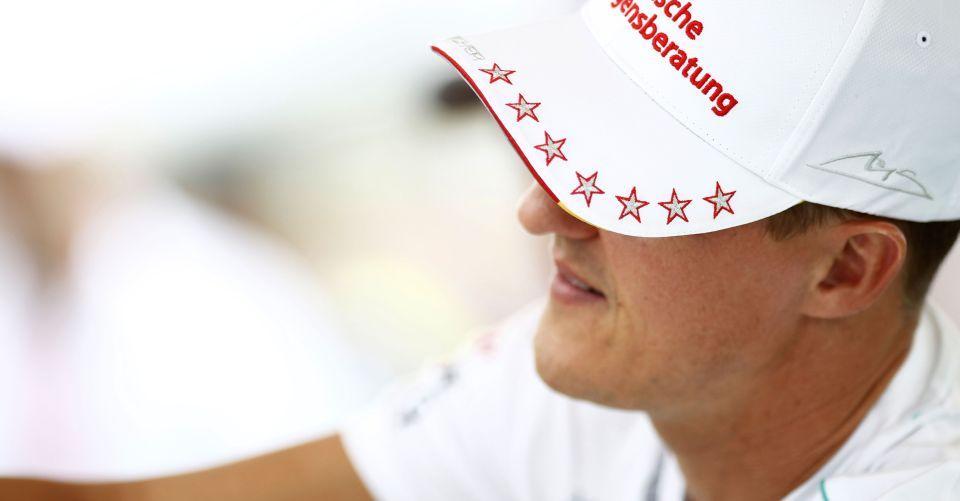 Photo of Michael Schumacher: αγωνίζεται με μικρή πρόοδο…