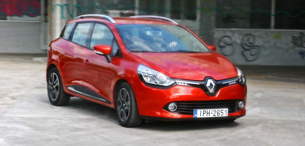 Photo of Renault Clio Sport Tourer 1.5 dCi [test drive]