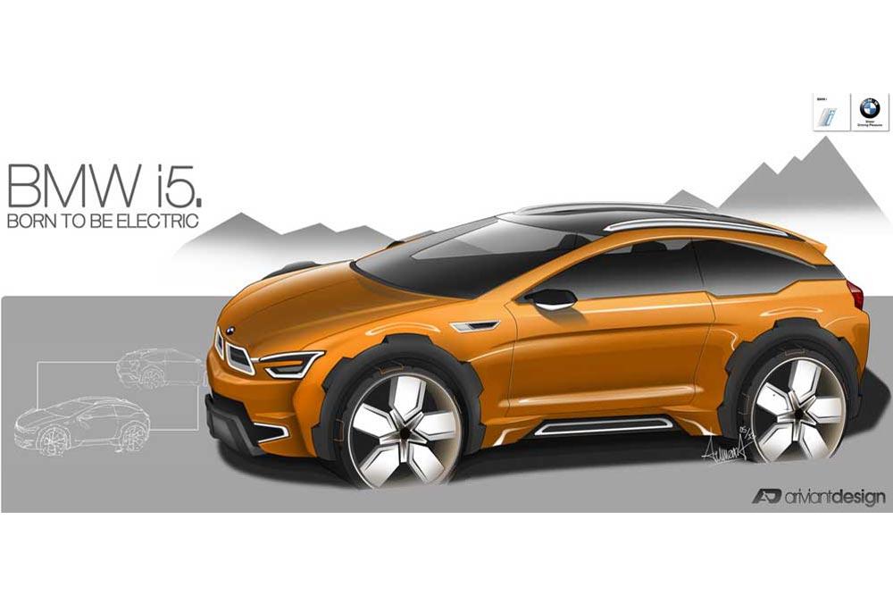 Photo of Νέες πληροφορίες για τη BMW i5