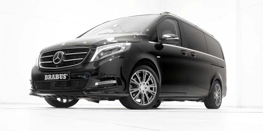 Photo of Brabus μέχρι και στην Mercedes-Benz V-Class!