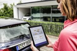 Η Mercedes-Benz θα προσφέρει οικιακό ρεύμα!