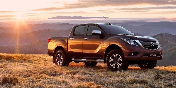 2016 Mazda BT-50 facelift 1200