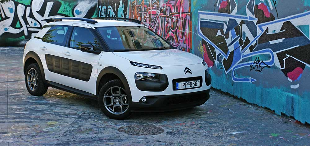 Photo of Citroen C4 Cactus 1.2 [test drive]
