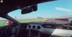 Ford Mustang 360 video screenshot