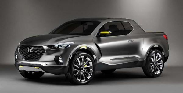 Hyundai Santa Cruz Crossover Truck Concept (2)