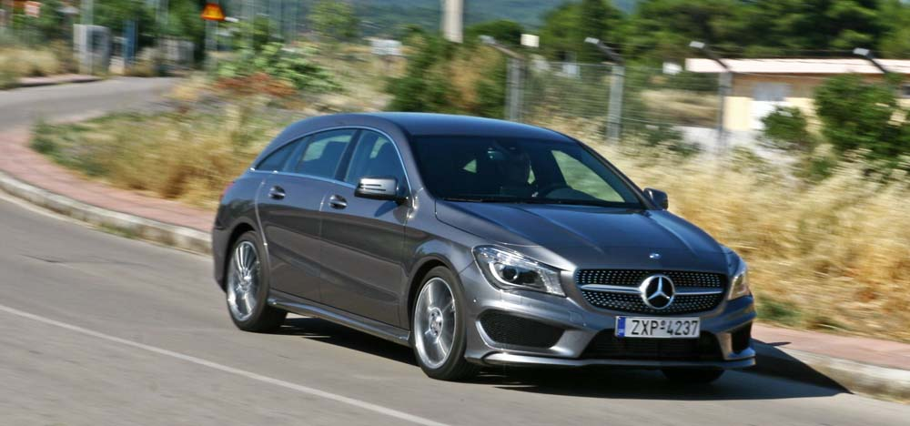 Photo of Mercedes-Benz CLA 180 Shooting Brake [test drive]