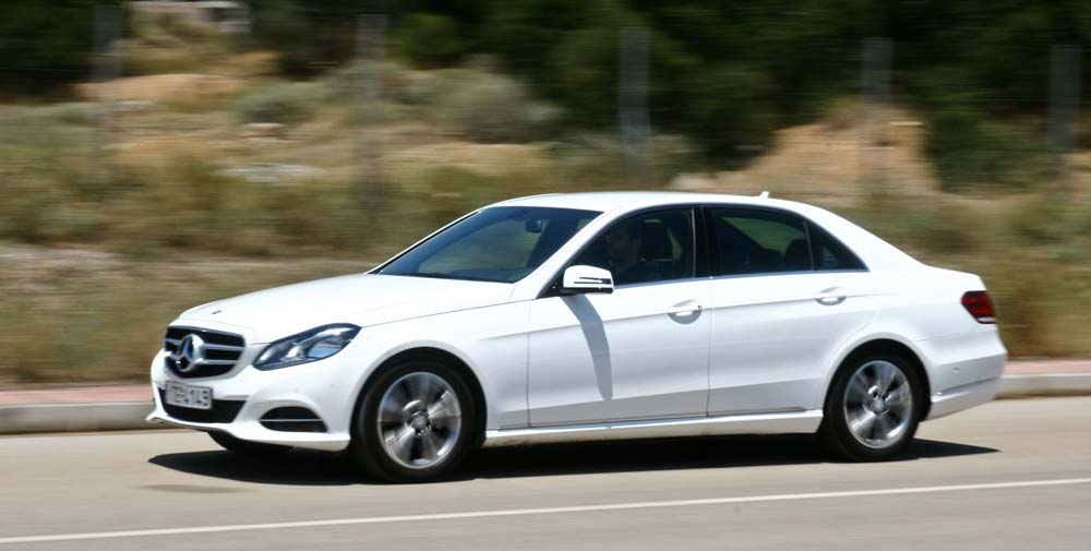 Photo of Mercedes-Benz E200 NGT [test drive]