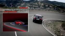 Peugeot 308 GTi torsen video 2015