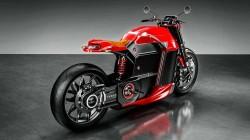 Ηλεκτρική μοτοσικλέτα από την Tesla;