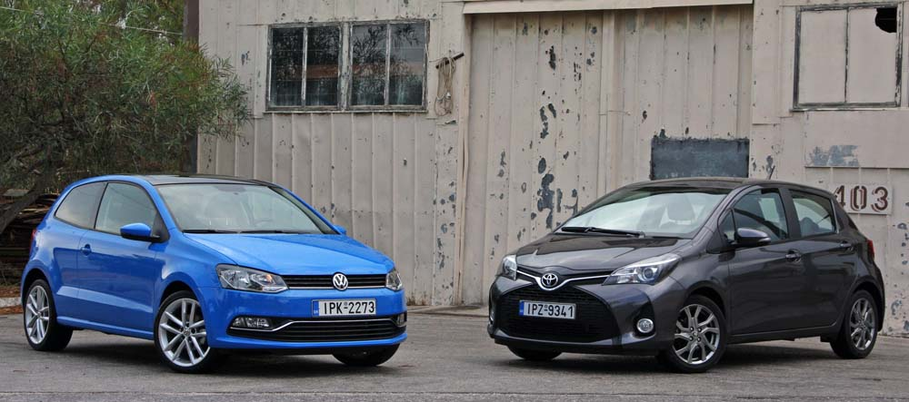 Photo of Toyota Yaris 1.4D vs Volkswagen Polo 1.4 TDI [test drive]