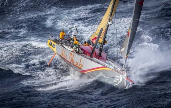 Volvo Ocean Race 2014-15 - Leg 8 to Lorient