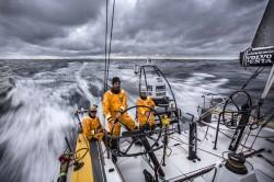 VOLVO OCEAN RACE 2014-15_ABU DHABI OCEAN RACING TEAM 3 (Photo Knighton)