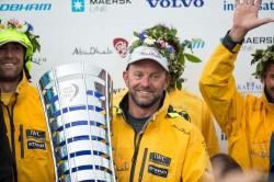 Volvo Ocean Race 2014-2015   Leg 9 Lorient-Gothenburg   Gothenburg