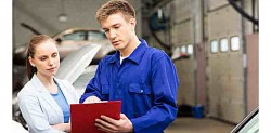 WOMAN PAY MORE FOR CAR REPAIRS