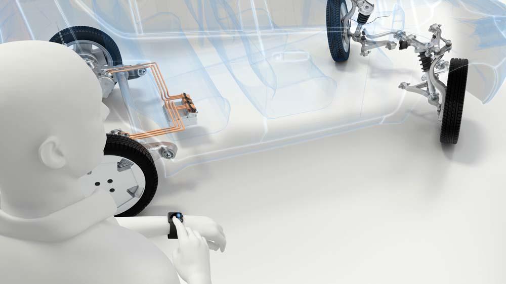 Photo of To ZF Smart Urban Vehicle με σούπερ ευελιξία
