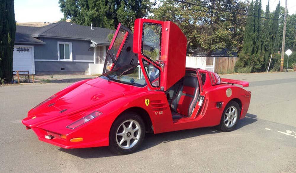 Photo of Αυτή είναι η πιο σάπια ρέπλικα της Ferrari Enzo [vid]