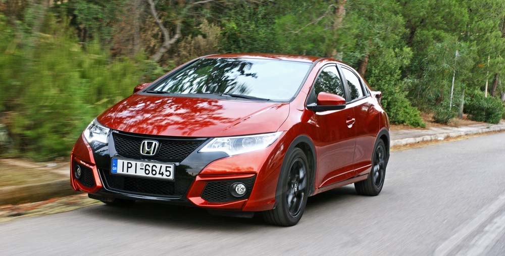 Photo of Honda Civic Sport 1.6 i-DTEC [test drive]
