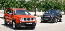 Jeep Renegade vs Opel Mokka caroto test drive 2015 (35)